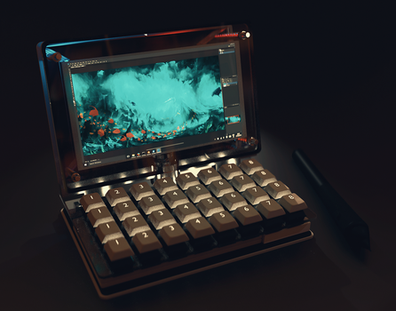 Concept Sketchbook by haikuo