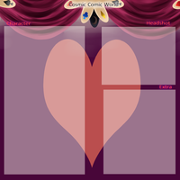 CCW: new Hearts Kingdom ref template by EgyptianKitten