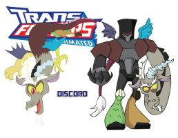 Transformares Discord by Inspectornills