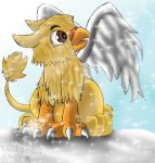 Baby griffin by sam241