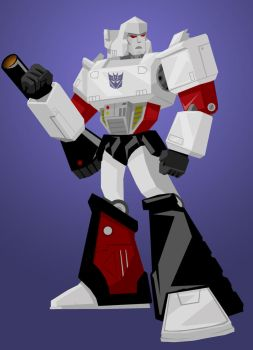 G1 Megatron by memorypalace