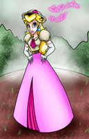 Archaeologist Peach by ZeldAlice