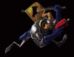 Earthworm Jim Commission by odingraphics
