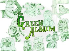 The Green Album by Gr8Gonzo