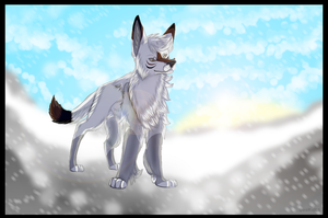 .: A Snowy Day :. by MorningAfterWolf