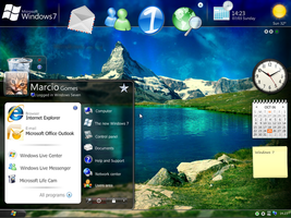 My Windows 7 Concept 2 by deskmundo