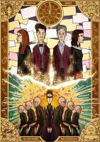 The Time Of The Doctor by 6worldangel9