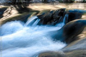 Flowing Water HDR by MisterSlowFiduciary