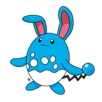 184 Azumarill a by aschefield101
