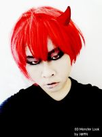 Cosplay G-dragon Monster Look by Jaanlala
