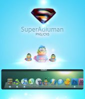 SuperAdiuman by GLONERdesign