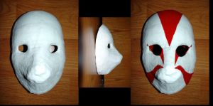 ANBU Mask v.1.0 by SkyeBD