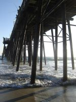 Oceanside Pier II by Sheepsaymoo