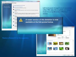 Windows 7 Display Update by DopeySneezy