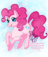 MLP 02 - Pinkie Pie by lovexparody