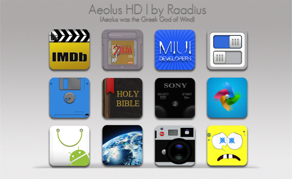 Aeolus HD - Extension Pack by Raadius