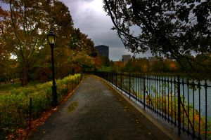 Central Park by CalleHoglund