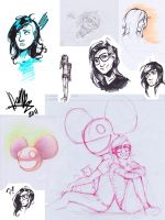 PAGE 12 DELAYED..heres doodles by deathdetonation