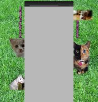 youtube layout for KittyOfTheXuBox by sk3tchhd