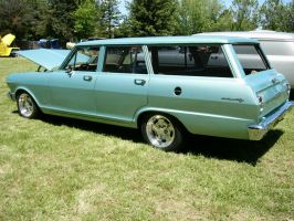 Your Basic Small Family Station Wagon of 1963 by RoadTripDog