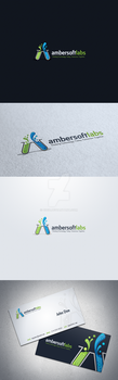 Ambersoft Labs_Logo by cici0