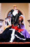 Umineko: Three Generations by PaperStarProductions