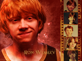 Ron Weasley by KadouCreations
