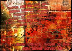 I Knew It by Sarah-Jaynie