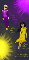 When the Day met the Night - davejade by Night-of-Void