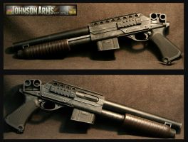 Airsoft Shotgun Prop by JohnsonArms