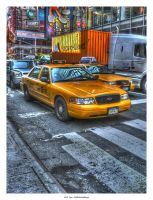 NYC Taxi by SoftDays