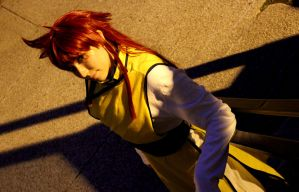 YYH: Kurama II by sunlitebreeze
