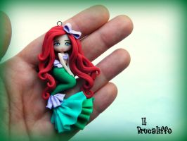 Ariel  little mermadian by BrucaliffoBijoux
