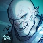 Azog the Defiler by grantgoboom