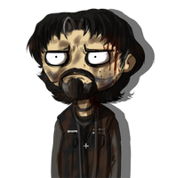 Unimpressed Chibs by forstyy