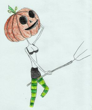 Miss Halloween by Unhappy893