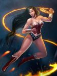 wonder woman by lepyoshka