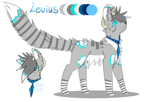 [REF. SHEET] Levius by Azuriite