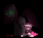 Dr. Pinkie and Miss Pie by wolfgirljw