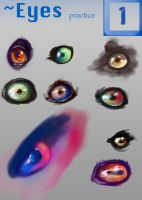 Practice   -Eyes by That-Dodo