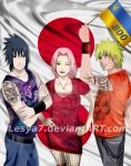 My art NUMBER 800 - Team 7 by Lesya7