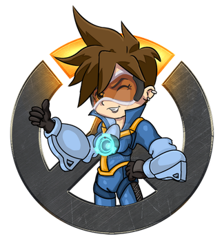 Tracer Vault by raziell7744
