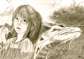 Spirited Away by 1bluewristband