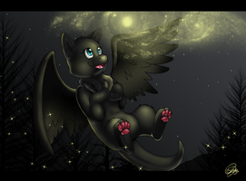Nocturna by chicajamonXD
