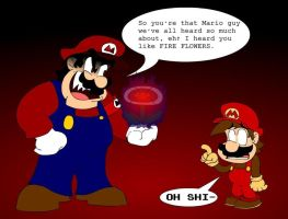 Malleo meets Mario by T95Master