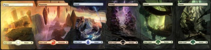 Basic Land Panorama - Extension / Alter by Kentauride