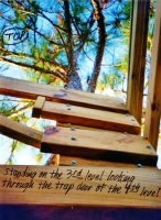 Our Treehouse Built by My Husband {Photo 46} by Empress-XZarrethTKon