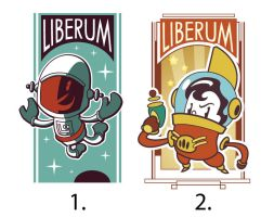 LIBERUM DONUM new Logo by Onikaizer