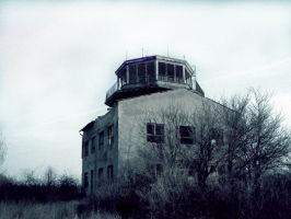 The old control tower 2 by Insomny