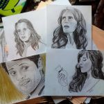 SPN doodles by TheLilAlien